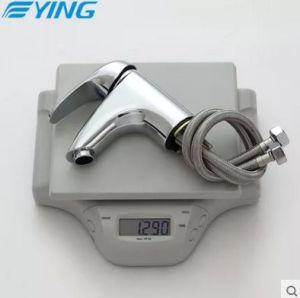 Water Faucet for Toilet Cold Hot Stainless Steel Pure Cooper pictures & photos