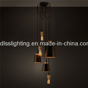 Simple Designs Suspension Metal Pendant Lamp for Lighting pictures & photos