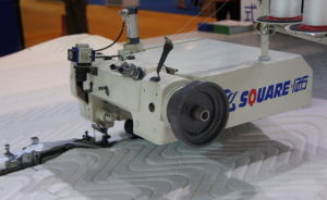 Mattress Machine for Mattress Cover Zipper Sewing Machine pictures & photos