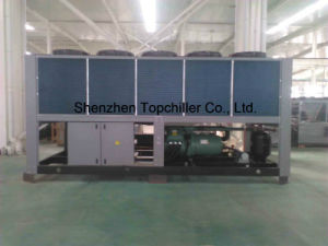 Topchiller Air Cooled Water Chiller with Bitzer Screw Compressor pictures & photos
