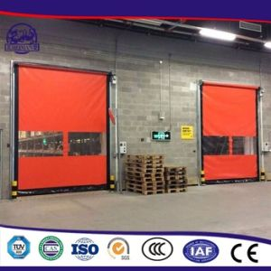 China Factory Wholesale Suncome Rapid Auto PVC Door pictures & photos