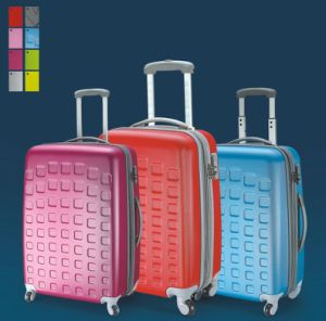 ABS Luggage Colorful Looking Good Quality