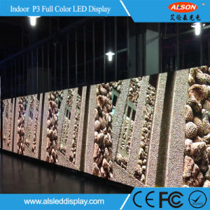 Cost Saving Indoor P3 RGB Full Color LED Display with Factory Price pictures & photos