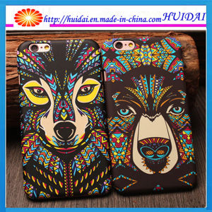Fashion European Style Decorative Moroccan Pattern TPU Cell Phone Case for iPhone7 pictures & photos