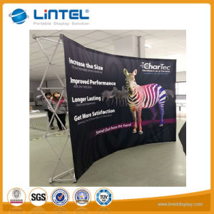 Portable Exhibition Wall Pop up Stand pictures & photos