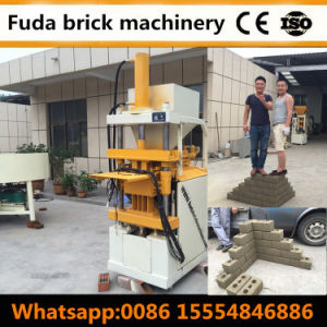 China Automatic Lego Clay Block Making Machine in Uz pictures & photos