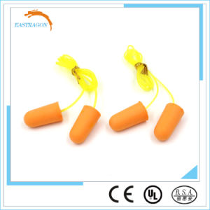 Foam Ear Plugs with Cord Custom Logo pictures & photos