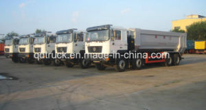 SHACMAN truck 50 Tons 8X4 Dump Truck pictures & photos