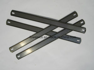 High Performance Doulbe Edge Hack Saw Blade for Cutting Metal pictures & photos