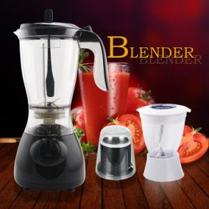 Hot Sales High Quality Low Price CB-By44p New Big Jar 3 in 1 Blender pictures & photos