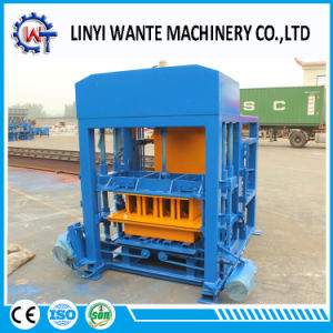 Qt4-18 Used Hollow Brick/Block Making Machine Manufacturers pictures & photos