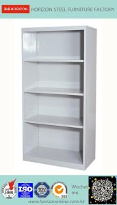 Steel Low Storage Cabinet Office Furniture with Open Shelf for F4 Foolscap/File Cabinet pictures & photos