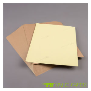 Wood Pulp Brown Kraft Release Paper pictures & photos