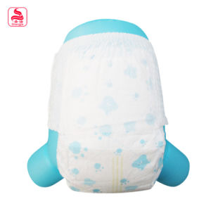 Newly Great Quality Waterproof Super Absorbent Diaper Pants Baby pictures & photos