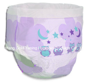 Adult custom diaper made