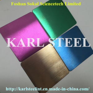 201 Sheet Cold Rolled Ba Stainless Steel Sheet pictures & photos