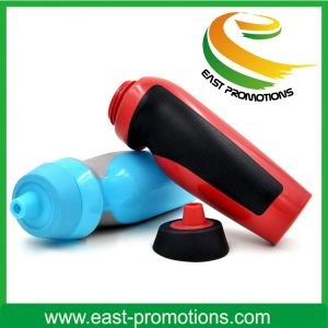 Promotional Plastic 600ml Sports Drinking Water Bottle pictures & photos