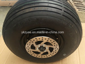 Big Wheel for City Coco Electric Scooter 8 Inch Tyre with Disc Brake pictures & photos