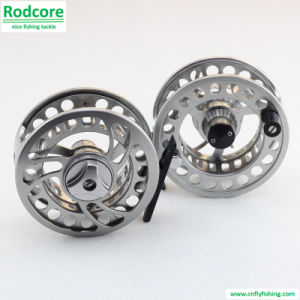 Machine Cut Aluminium Trout Fly Fishing Reel pictures & photos
