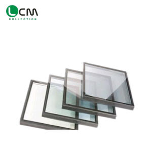 Insulating Glass Heat Transfer Coefficient of Insulating Glass Windows Glass pictures & photos