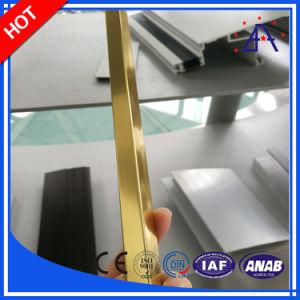 High Quality Construction Aluminum/Aluminium Extrusion Profile pictures & photos