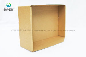 Factory Price Custom Printed Logo Corrugated Shipping Paper Box pictures & photos