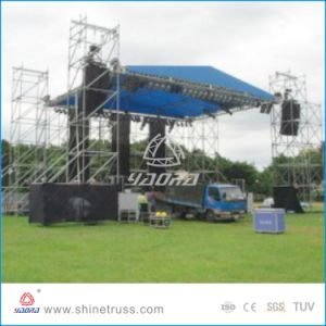 Outdoor Aluminum Backdrop Truss Stage Truss System pictures & photos