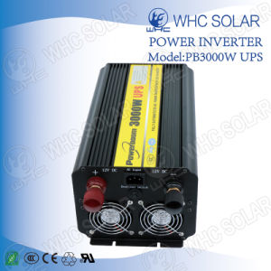 Powerboom 3000W UPS Solar Power Inverter with Charger pictures & photos