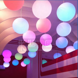 Mood Light Garden Deco Ball pictures & photos