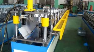 Ce Certified 12 Month Warranty Ridge Capping Roll Forming Machine pictures & photos