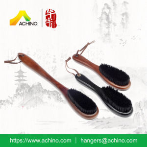 High Quality Wooden Brush for Hotel (AWBH103-Black) pictures & photos