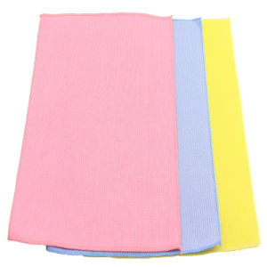 Stitch Bond Nonwoven Fabric Cleaning Cloth, All Purpose Cleaning Towel pictures & photos