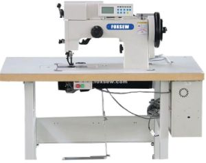 Thick Thread Ornamental Stitching Machine for Decorative on Upholstery Leather pictures & photos