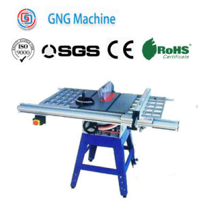 High Efficiency Electric Variable Speed Wood Cutting Table Saw pictures & photos