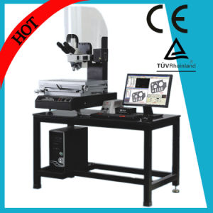 High Magnification Auto Video Measuring Machine with U. S. Optical Zoom Les pictures & photos