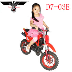D7-03e 49cc Kids Gas Powered Mini Pocket Motorcycle pictures & photos