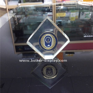 Custom Clear Acrylic Crystal Award Plaques (BTR-I 7039) pictures & photos