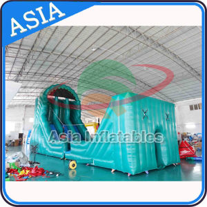 0.55 mm PVC Tarpaulin Outdoor Large OEM Inflatable Obstacle Course pictures & photos