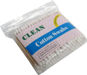 Paper Stick Cotton Swab for Baby pictures & photos