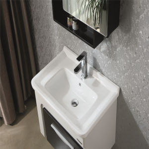 Small Size Household Oak Wood Bathroom Vanity pictures & photos