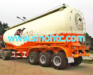 Brand New Chinese 50T Cement Semi Trailer pictures & photos