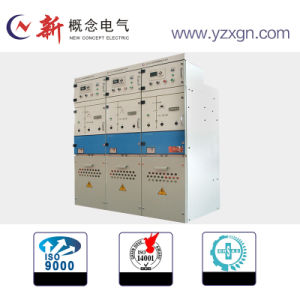 24kv Intelligent Compact Solid Insulated Electrical Vacuum Switchgear AVR-24 pictures & photos