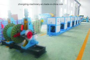 Horizontal Concentric Type Cable Multi-Layer (Single/Double/Triple/Sextuple) Taping Machine for Mica Tape pictures & photos