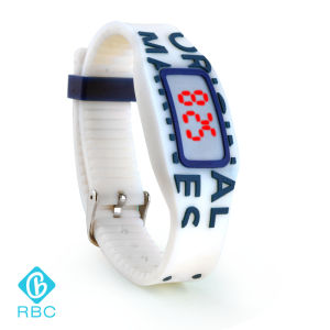 Long Range RFID Wristband Tags for Sport Event NFC Silicone Bracelet pictures & photos