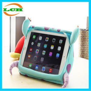 Cushion Pillow Lovely Cartoon Plush Soft Case for iPad pictures & photos