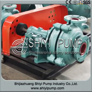 Medium Duty Fine Tailing Handling Water Treatment Centrifugal Slurry Pump pictures & photos