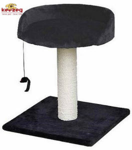 Natural Sisal Cat Scratcher Tree for Toys (KG0001) pictures & photos
