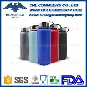 BPA Free FDA Grade Hydro Flask with Silk Screen Printing Logo pictures & photos
