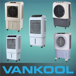 Price of Home Appliances Floor Standing Portable Mobile Air Cooler with Ce pictures & photos