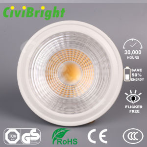 PAR38 COB LED Spotlight with Ce RoHS pictures & photos
